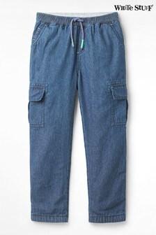 White Stuff Charlie Denim Trousers