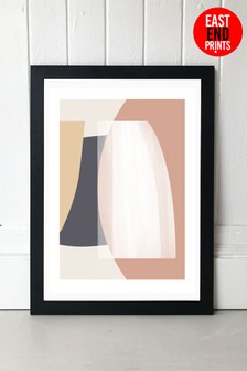 Abstract VI Framed Print by East End Prints