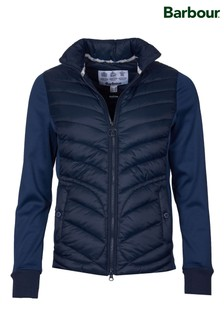 Barbour® Coastal Wave Padded Hybrid Jacket
