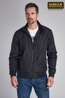 Barbour® International Steve McQueen Glance Quilted Jacket