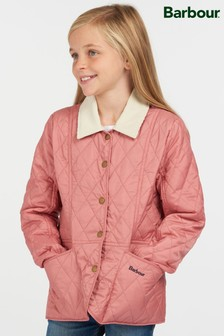 Barbour® Girls Summer Liddesdale Quilted Jacket