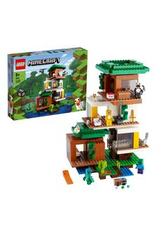 LEGO 21174 Minecraft The Modern Treehouse Toy With Figures