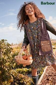Barbour® Girls Multicolour Floral Amelie Dress
