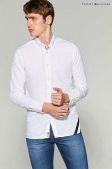 Tommy Hilfiger Slim Fit Global Stripe Shirt