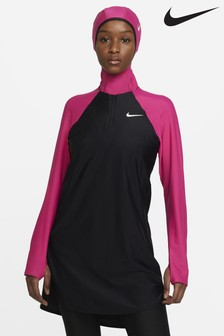 Nike Curve Swim Color Surge Long Sleeve Tunic
