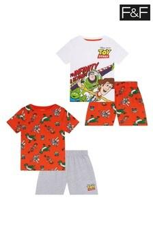 F&F Toy Story Pyjamas 2 Pack