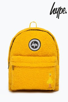 Hype. x Sesame Street Big Bird Yellow Borg Backpack