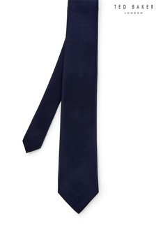 Ted Baker Blula Twill Silk Tie