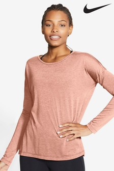 Nike Dri-FIT Yoga Long Sleeve T-Shirt