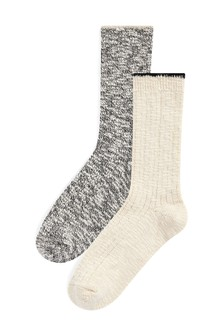 Thermal Ankle Socks Two Pack