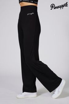 Pineapple Viscose Jersey Trousers