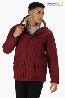 Regatta Sterlings Waterproof Insulated Grown On Hooded Jacket