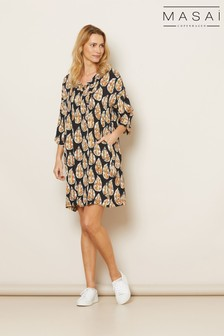 Masai Camel Natalie Dress