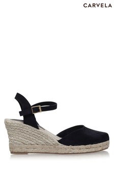 Carvela Black Sabrina 2 Shoes