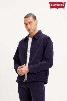 Levi's® Navy Haight Cord Harrington Jacket