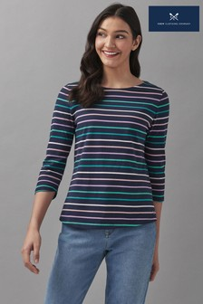 Crew Clothing Company Essential Breton T-Shirt