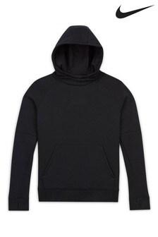 Nike Black PSG Pullover Hoody