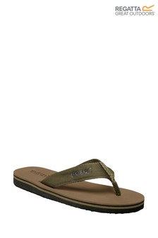 Regatta Rico Cushioned Sole Flip Flops