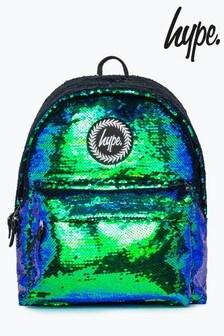 Hype. Mermaid Sequin Backpack