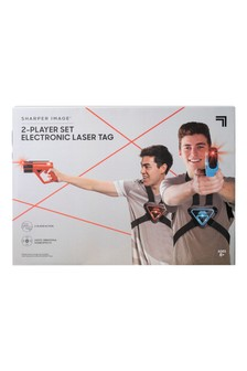 Sharper Image Toy Laser Tag Shooting Game