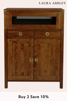 Balmoral Drinks Cabinet by Laura Ashley