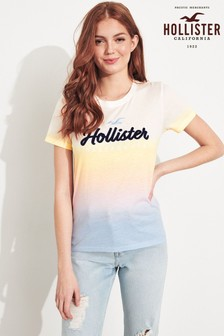Hollister Purple Core T-Shirt