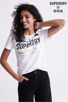 Superdry Mono Real T-Shirt