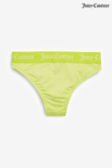 Juicy Couture Green Swim Briefs