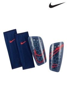 Nike Blue Mercurial Shinguard