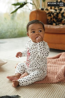 Myleene Klass Baby Spot Romper