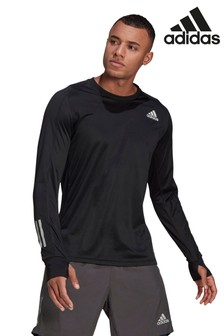 adidas Own The Run Long Sleeve T-Shirt