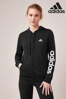 adidas Linear Zip Through Hoody