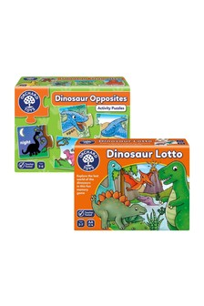 Orchard Toys Dinosaurs 2 Pack