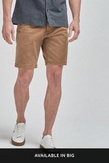 Premium Laundered Chino Shorts