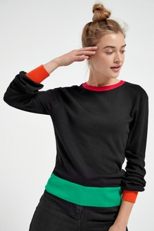 Volume Sleeve Jumper