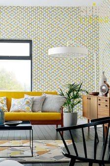 Scion Yellow Lintu Wallpaper