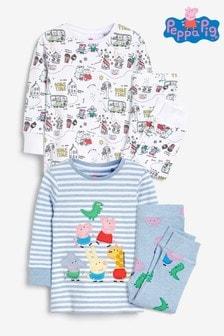 2 Pack Snuggle Pyjamas (9mths-8yrs)