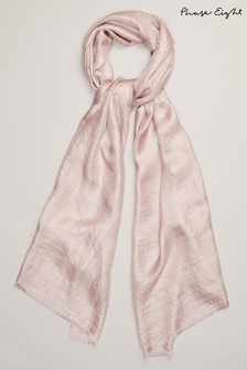 Phase Eight Neutral Verity Scarf