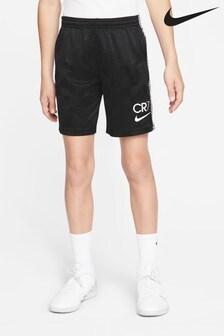 Nike Black DRI-Fit CR7 T-Shirt
