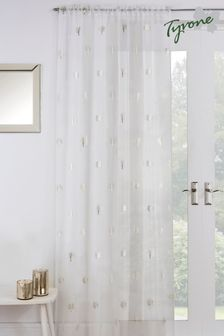 Tyrone Birch Sheer Panel Voile