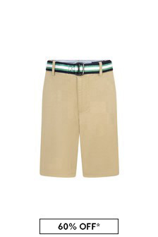Ralph Lauren Kids Boys Cotton Shorts