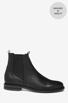 Signature Chelsea Boots