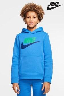 Nike HBR Club Fleece Overhead Hoody
