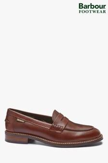 Barbour® Blenheim Saddle Loafers