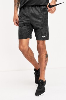 Nike Dri-FIT Black 5.0 Printed Training Shorts