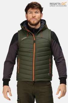Regatta Green Calculate Insulated Bodywarmer
