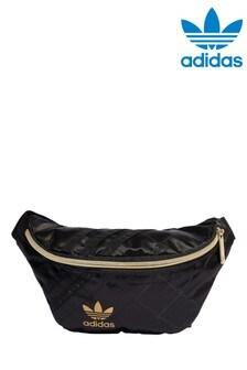 adidas Originals Black Waistbag
