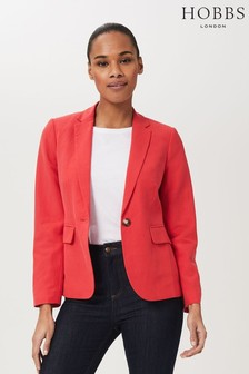 Hobbs Red Trinity Jacket