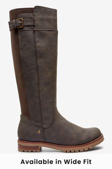 Wide Fit Boots | Wide Fit Ankle \u0026 Knee