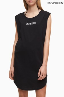 Calvin Klein Black Intense Power Beach Dress